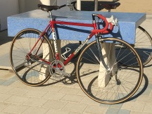 Well, it's a super Colnago
