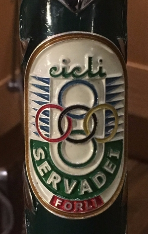 Servadei headbadge
