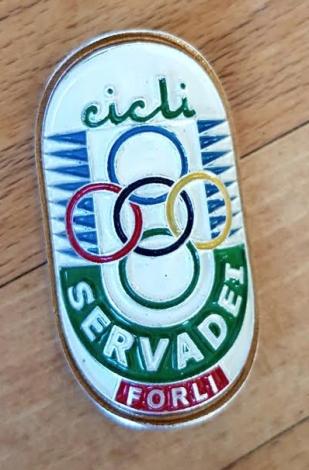 Servadei badge 2